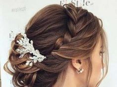 Eye-Catching Bridal Long Hairstyles You will Love