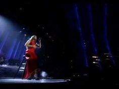 The First Time Ever I Saw Your Face -Celine Dion LIVE....this is the most beautiful love song I've ever heard.  No one can sing it like Celine.....<3