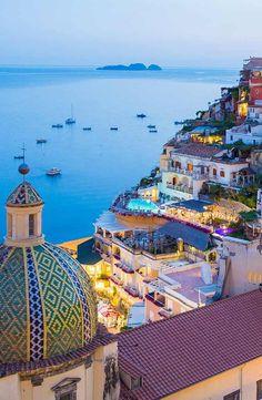 Amalfi Coast www.journeysofc.com/travel #italiantravel