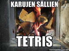 Suomalainen Tetris