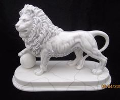 Royal Doulton Lion's Mound Figurine Prestige 200th Anniv HN5747 NEW Hand Signed #RoyalDoulton