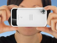 Trygger Camera Case: iPhone 4/4S Polarizing Filter Case by Scott Phillips and Joel Kamerman — Kickstarter