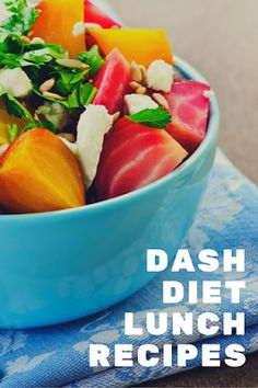 Take a look at some of the choices of Dash Diet Lunch Recipes.