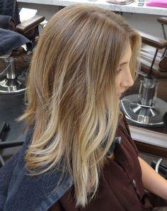 Stunning Soft Brown Blonde Long Hairstyles 2015