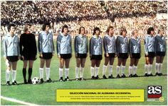 1974 World Cup, Soccer Stars, Team Photos, Best Player, Football Team, Posters, Color, Soccer, Germany