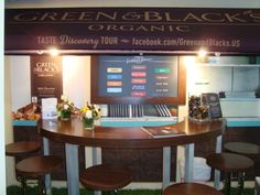 GREEN & BLACK'S at the Food & Wine Classic in Aspen on 6.17.2011