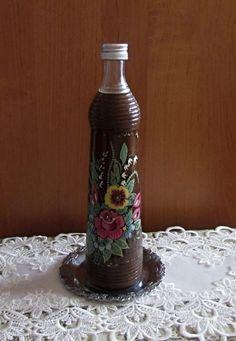 Veľkonočný čokoládový likér (fotorecept) - obrázok 6 Destiel, Rum, Smoothies, Drinks, Bottle, Smoothie, Drinking, Beverages, Flask