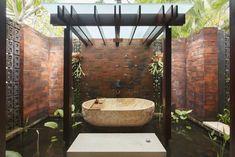 "INTERIOR PORN on Twitter: ""Hotel resort in Indonesia 🇮🇩… """
