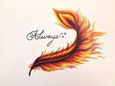 Image result for feminine phoenix tattoo