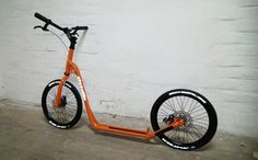 Scooter Bike, Kick Scooter, Bicycling, Scooters, Motorbikes, Alternative, Wheels, Garage, Content