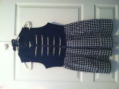 Plaid marching band dress...cute!!!!! Where can i get one!?!?!