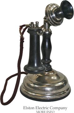 Old Candlestick Telephone...