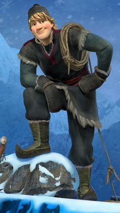 kristoff frozen - Google Search