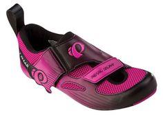 Pearl Izumi 2014 Women's Tri Fly IV Carbon Triathlon Bike Shoes ...