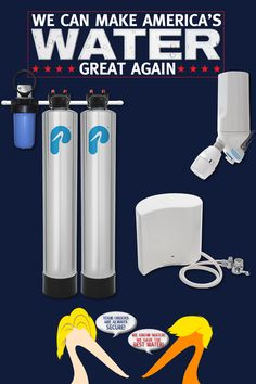 Today's whole house well water filtration system features a Birm ...