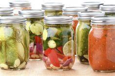 Obst und Gemüse ganz einfach einmachen