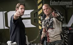 'Elysium' inspired by director Neill Blomkamp's arrest in Mexico — EXCLUSIVE | EW.com