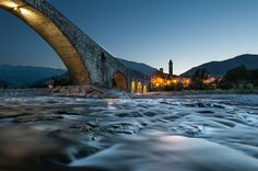 Top Old Bridges-Ponte Gobbo-Photo by Alfonso Prous