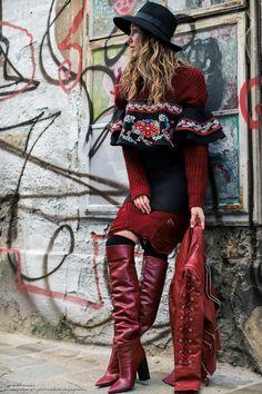 Christine Halwachs Model Photos, Punk, Style, Fashion, Model Headshots, Moda, Stylus, Fasion, Punk Rock