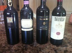 Italian wines for Thanksgiving