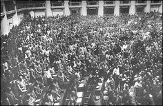 Petrograd Soviet in 1917. For the Bolsheviks, the call for constituent assembly was a tactical demand against anti-democratic regimes not an all-purpose slogan for all times. Trotskyists fight for the program of the October Revolution, power to workers and peasants councils (soviets). Russian Revolution 1917, In Soviet Russia, Back In The Ussr, World Conflicts, The Bolsheviks, Imperial Russia, Soviet Union, First World, World War