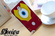 Minion Iron Man Phone Case For iPhone Samsung iPod Sony – Feeiva