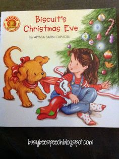Busy Bee Speech: Biscuit's Christmas Eve