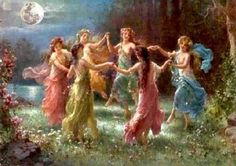 Don't forget you can go outside and dance under the moonlight....