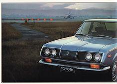 Toyota Corona MK2 Toyota Usa, Toyota Cars, Toyota Corona, Germany And Italy, America And Canada, Import Cars, Japanese Cars, Old Cars, Cars Motorcycles