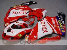 Injection Fairing kit for 05-06 Ducati 999 - SKU: OYO87902385 - Price: US $529.99. Buy now at http://www.oyocycle.com/oyo87902385.html