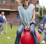 Classic sports day games for hire. Our classic sports day games can be hired worldwide.