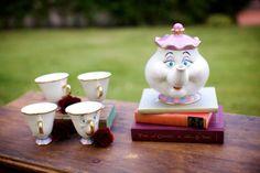 Fairy Tale Wedding Decorations - Teapot