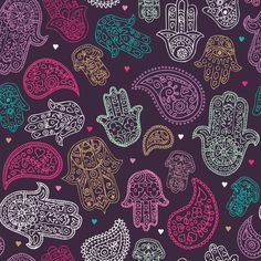 Image about wallpaper in HAMSA ✋ by Delfina on We Heart It Wallpaper Downloads, Pattern Wallpaper, Wallpaper Backgrounds, Eyes Wallpaper, Iphone Wallpapers, Paisley Background, Background Patterns, Background Pictures, Textures Patterns