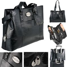 """New Kenneth Cole """"Tripled The Size"""" Women's Laptop Tote Bag, 15"""" Laptop Handbag #KennethCole #TotesShoppers"""