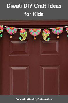 Diwali Crafts for Kids: Arts and Crafts Ideas # - Pipe Cleaner Craft Butterfly Diwali Decoration Items, Diwali Decorations At Home, Paper Crafts For Kids, Arts And Crafts, Diy Crafts, Diwali Craft For Children, Diwali Lantern, Chinese Lanterns, Diy Fest