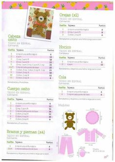 Amigurumis especial muñecas 23
