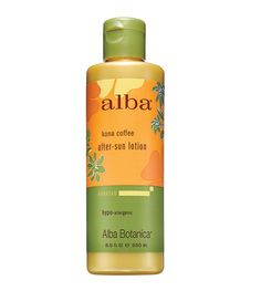 Alba Botanica After-Sun Lotion- love, love this! So moisturizing and smells great.