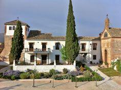 Cortijo del Marqués, Granada - if you're visiting Granada then I recommend stay here, truly beautiful