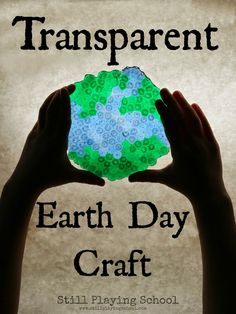 Earth Day projects, ideas, and crafts for kids