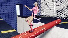 adidas-stella-pink Want ! #BoostBastille
