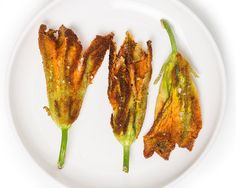 Make the Most Out of Your Squash Blossoms: Add Cheese | Bon Appetit