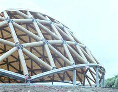 坂茂建築設計 / Shigeru Ban Architects 『ペーパードーム』 http://www.kenchikukenken.co.jp/works/1300244164/2055/