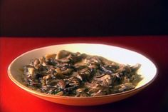 Get Giada De Laurentiis's Mushroom Ragu Recipe from Food Network