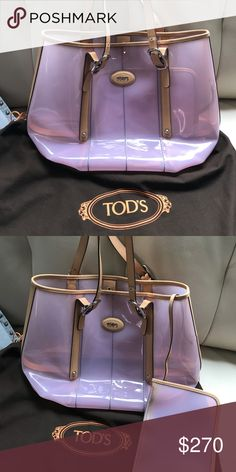 45c98b9b550 Tods Tods Jelly tote Tod's Bags Totes Tods Bag, Jelly, Totes, Jelly Cream