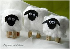Toilet Paper Roll Animal craft | Toilet Paper Roll Sheep #kidscraft #animalcraft #preschool