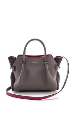 Nina Ricci Small Leather Handbag