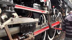 Dampflok 141.R.1244 steam train - Mikado