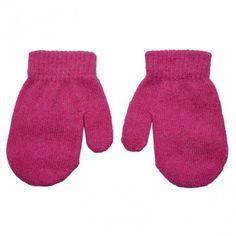 Mittens, wool, pink, Celavi