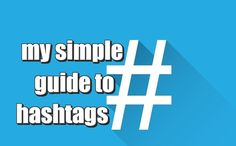 Hashtags originated on the Twitter platform and are now common place on just about all social sites.They are incredibly useful because they help you categorize your content.
