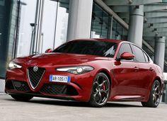 Alfa Romeo Giulia Mais